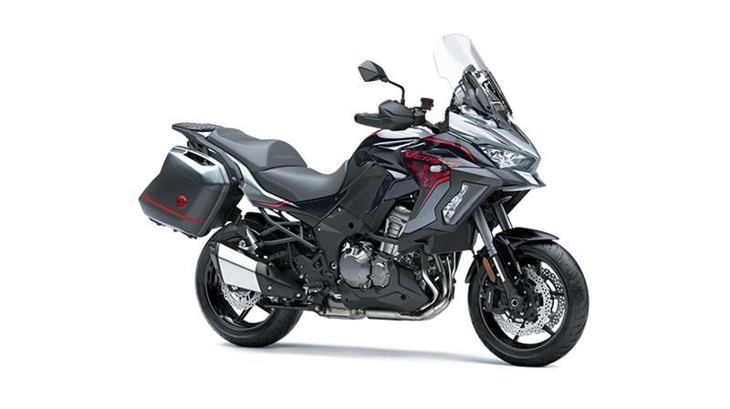 2021 Kawasaki Versys 1000 ABS LT SE Frais inclus+Taxes