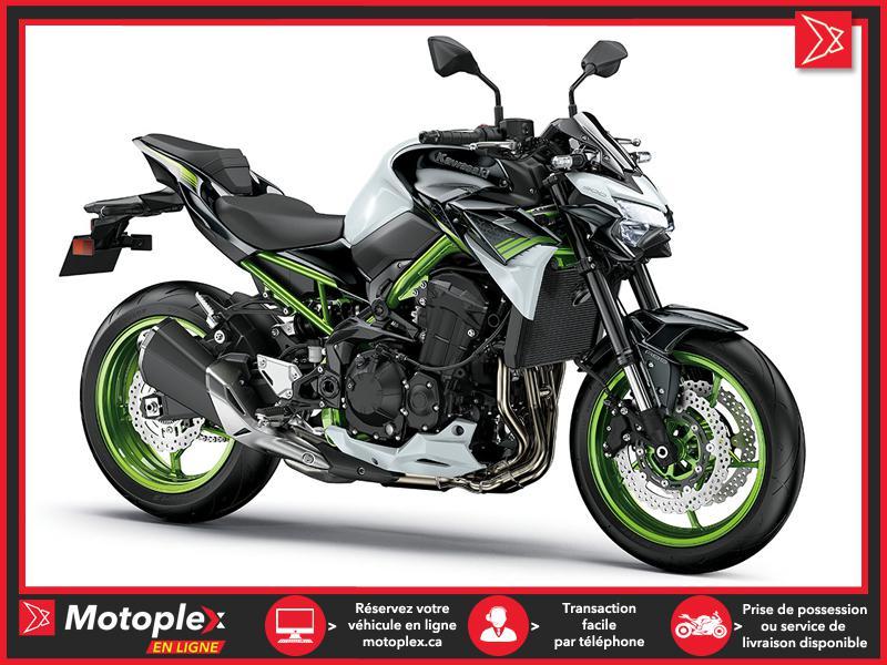 KM2115 Kawasaki Z900 ABS 2021