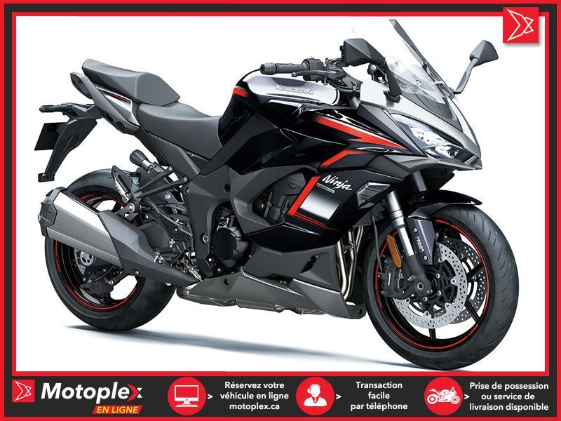 2021 Kawasaki NINJA 1000SX SE (SPÉCIALE ÉDITION) 2021