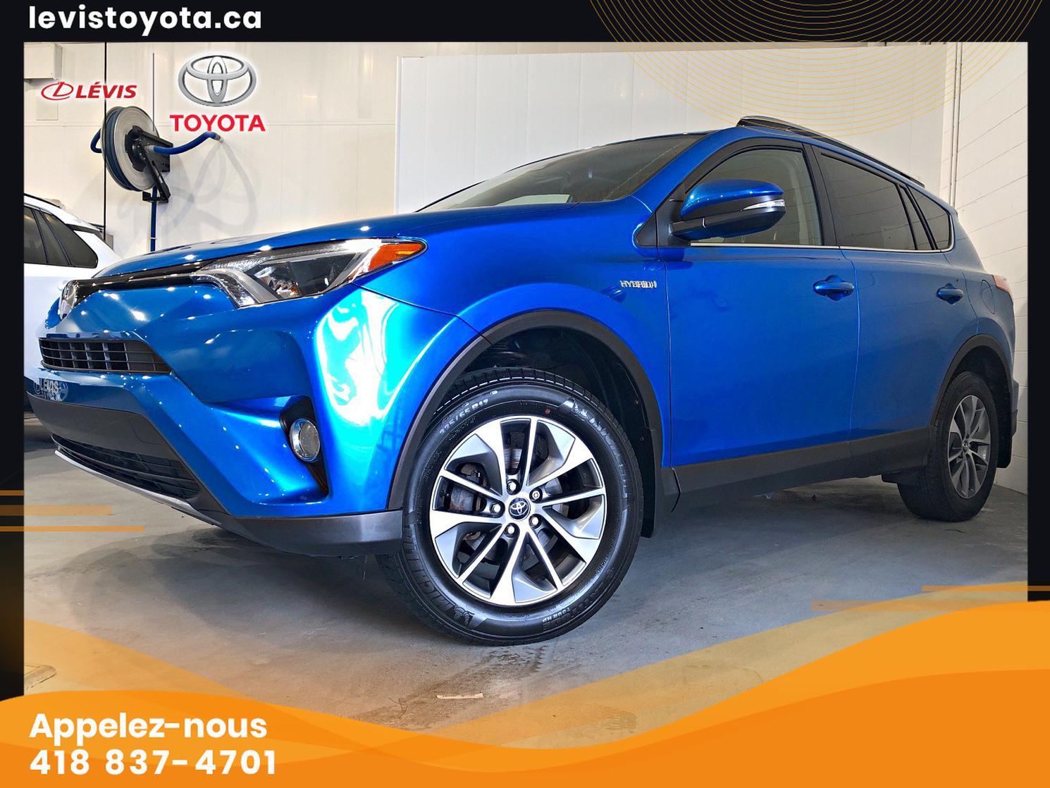 Toyota RAV4 hybride XLE AWD HYBRIDE 2017