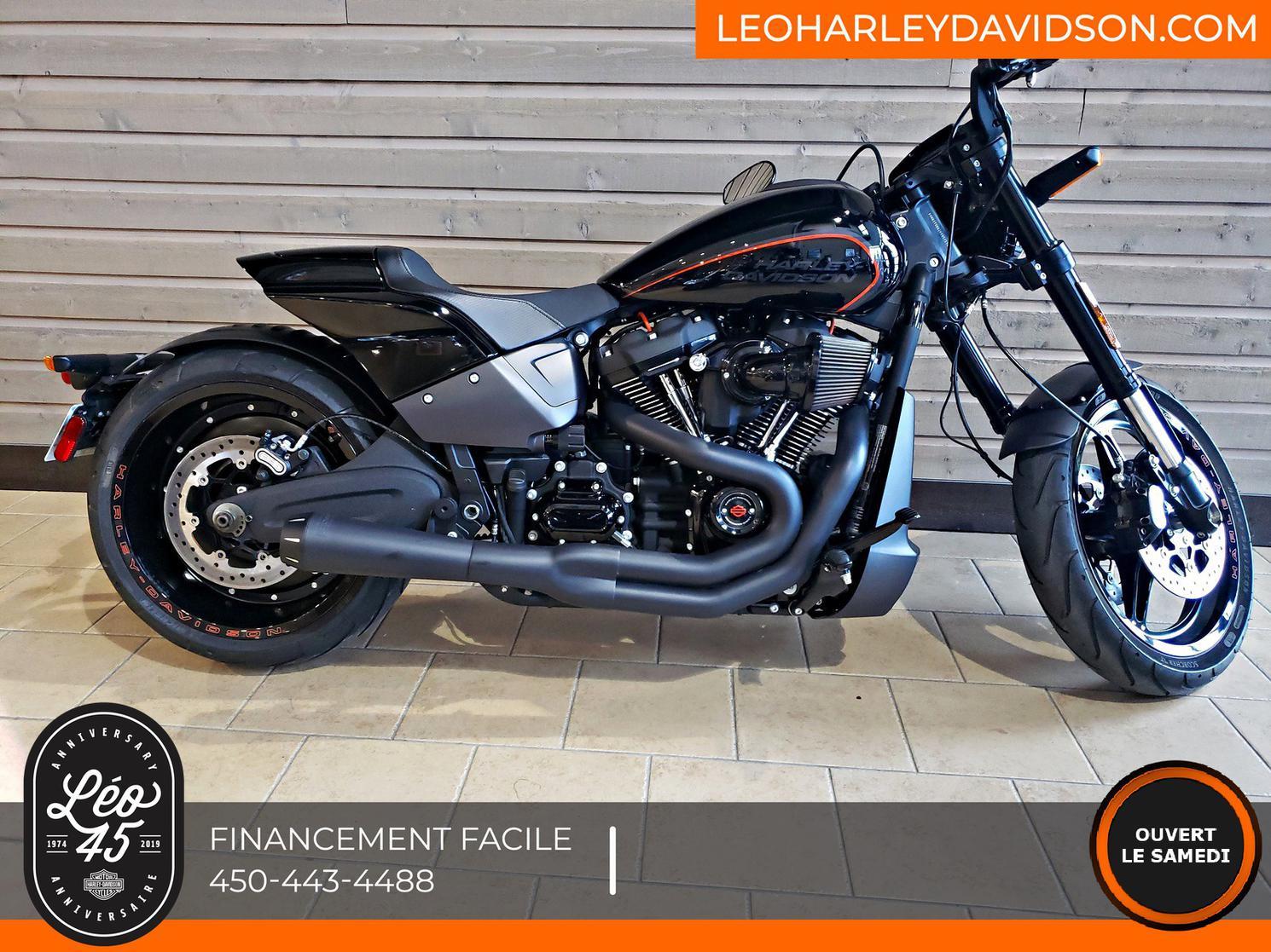 Harley-Davidson FXDRS 2019 - FXDR 114