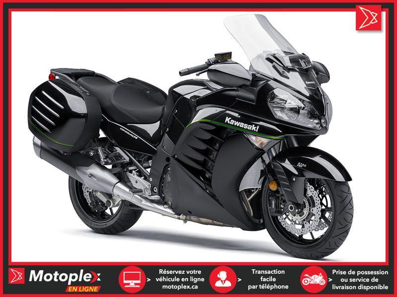 2021 Kawasaki CONCOURS 14 ABS 2021