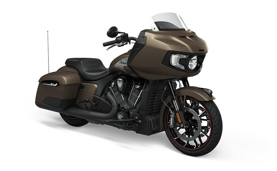 2021 Indian Motorcycles Challenger Dark Horse