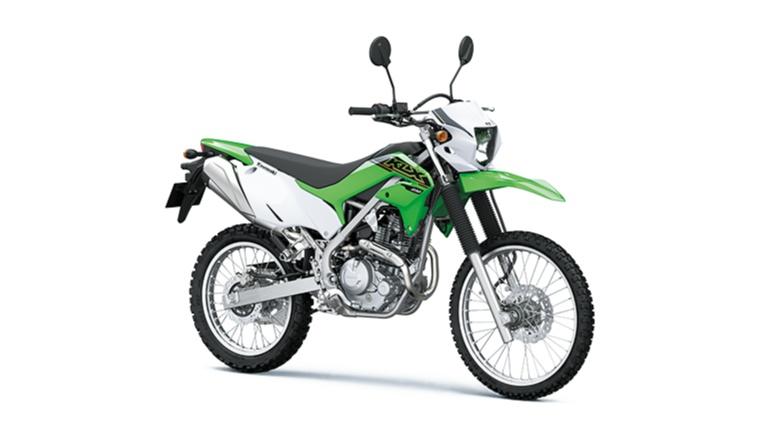 2021 Kawasaki KLX230 ABS Frais inclus+Taxes