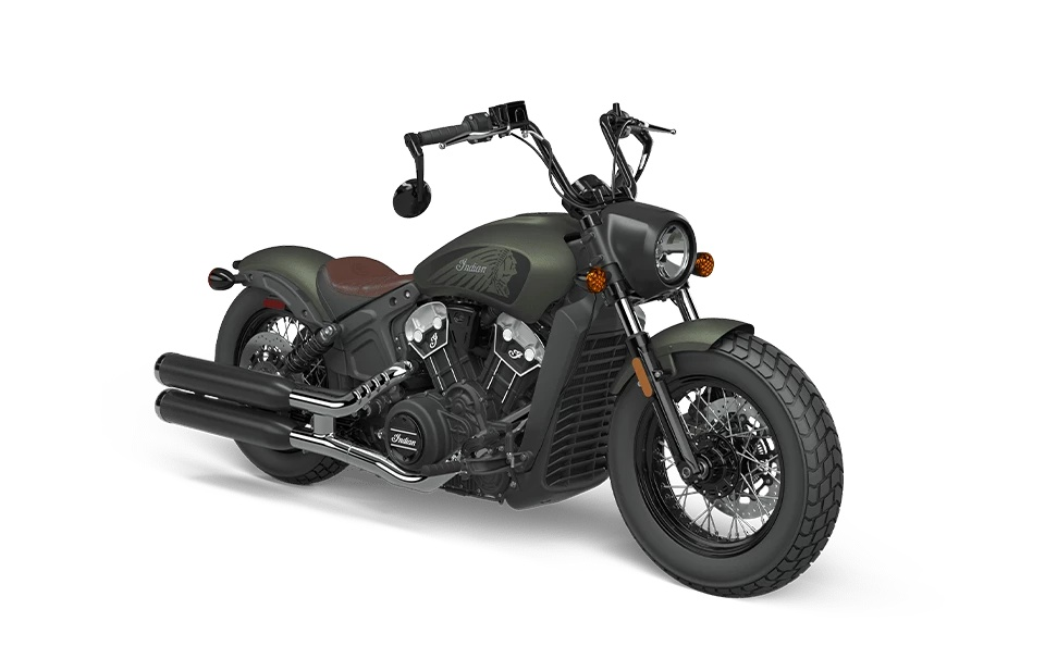 2021 Indian Motorcycles Scout Bobber Twenty ABS