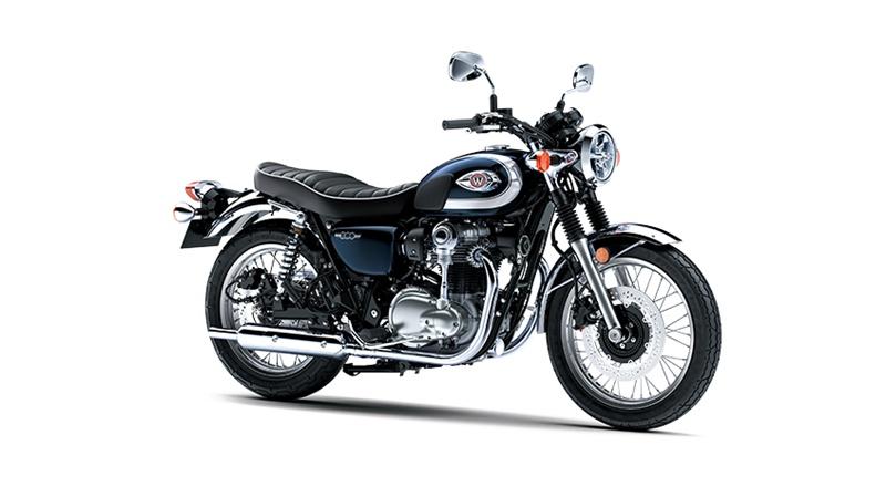 2021 Kawasaki W800 Frais inclus+Taxes