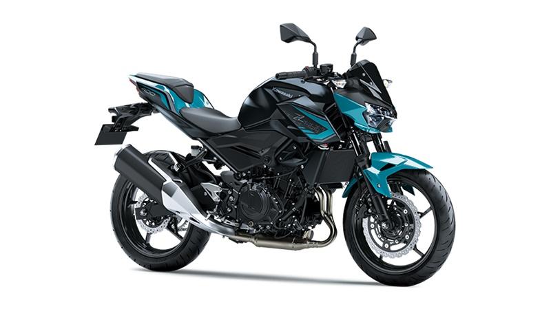 2021 Kawasaki Z400 ABS Frais inclus+Taxes