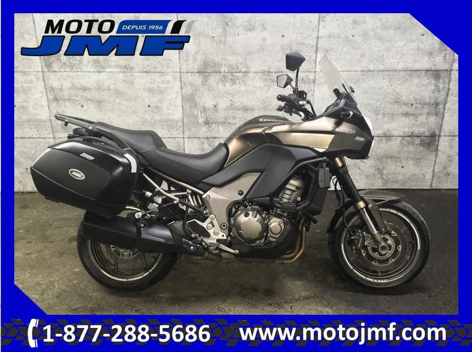 2012 Kawasaki Versys 1000 KLZ1000  st:16447