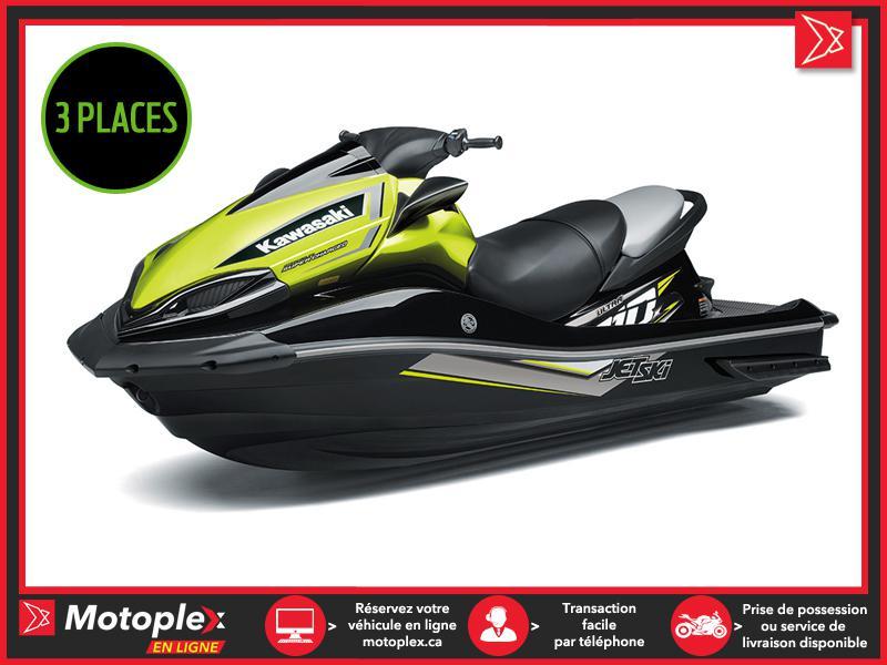 KWJS08 Kawasaki MOTOMARINE JET SKI ULTRA 310X (3 PLACES) 2021