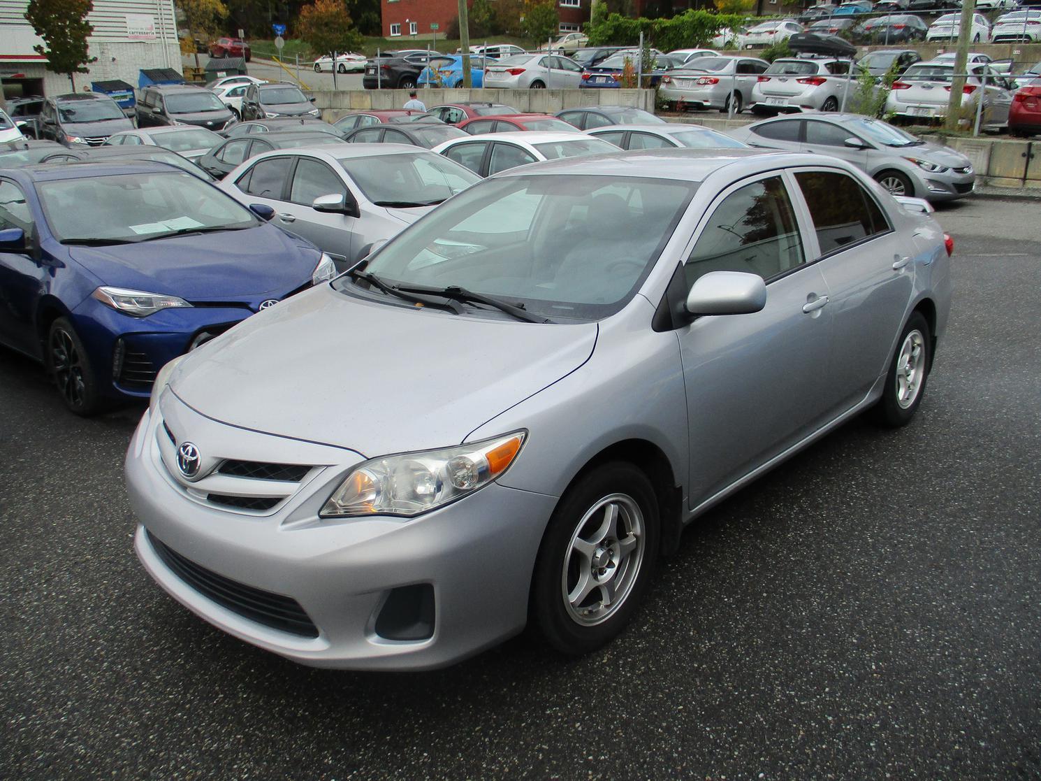 2011 Toyota Corolla CE Groupe Amélioré Commodité