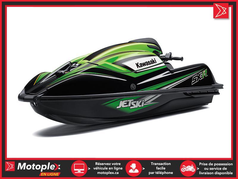 KWJS01 Kawasaki MOTOMARINE JET-SKI SX-R 2021 2021