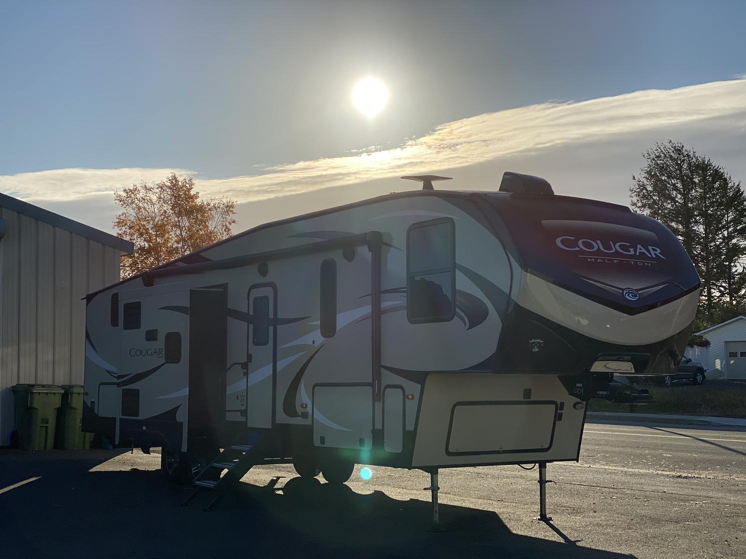 2019 KEYSTONE Cougar 32DBH