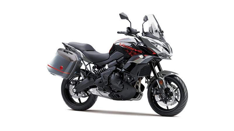 2021 Kawasaki Versys 650 ABS LT Frais inclus+Taxes