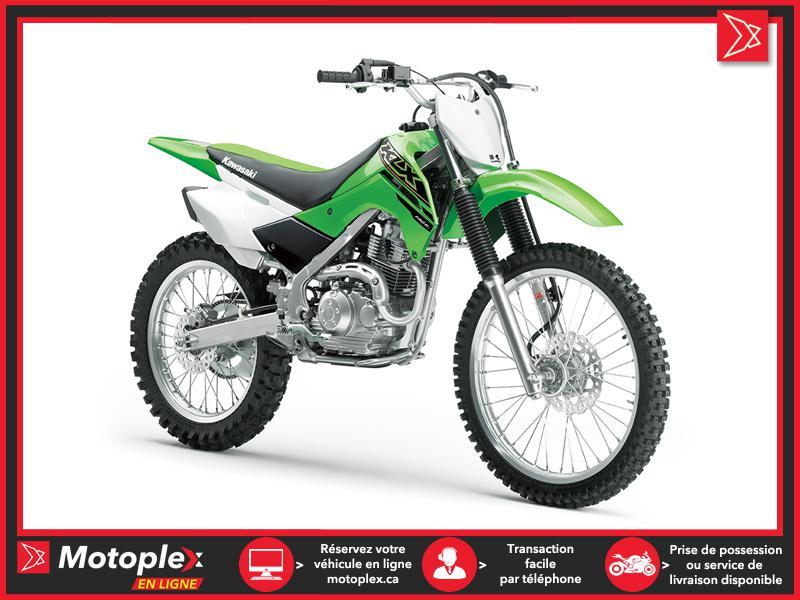 2021 Kawasaki KLX140R F 2021