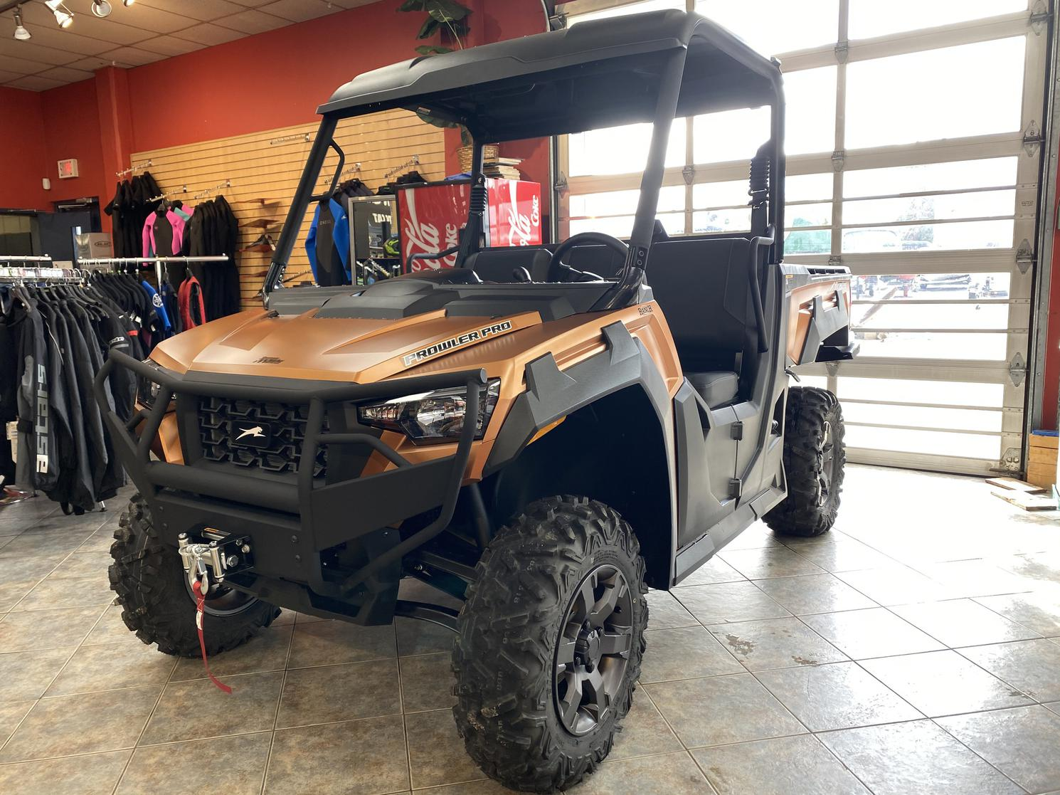 2021 Arctic Cat Prowler Pro Edition Ranch