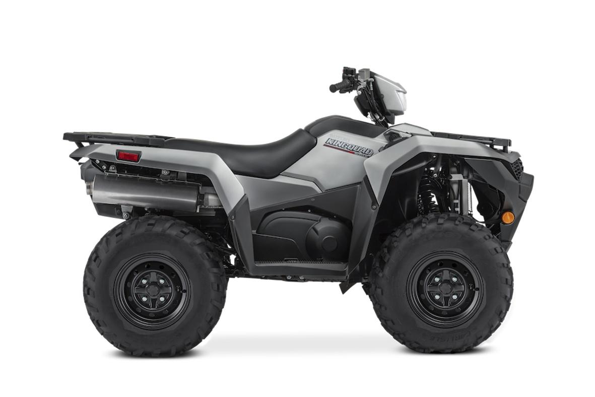 2021 Suzuki KingQuad LT-A500XPS direction assistée. Frais inclus+Taxes
