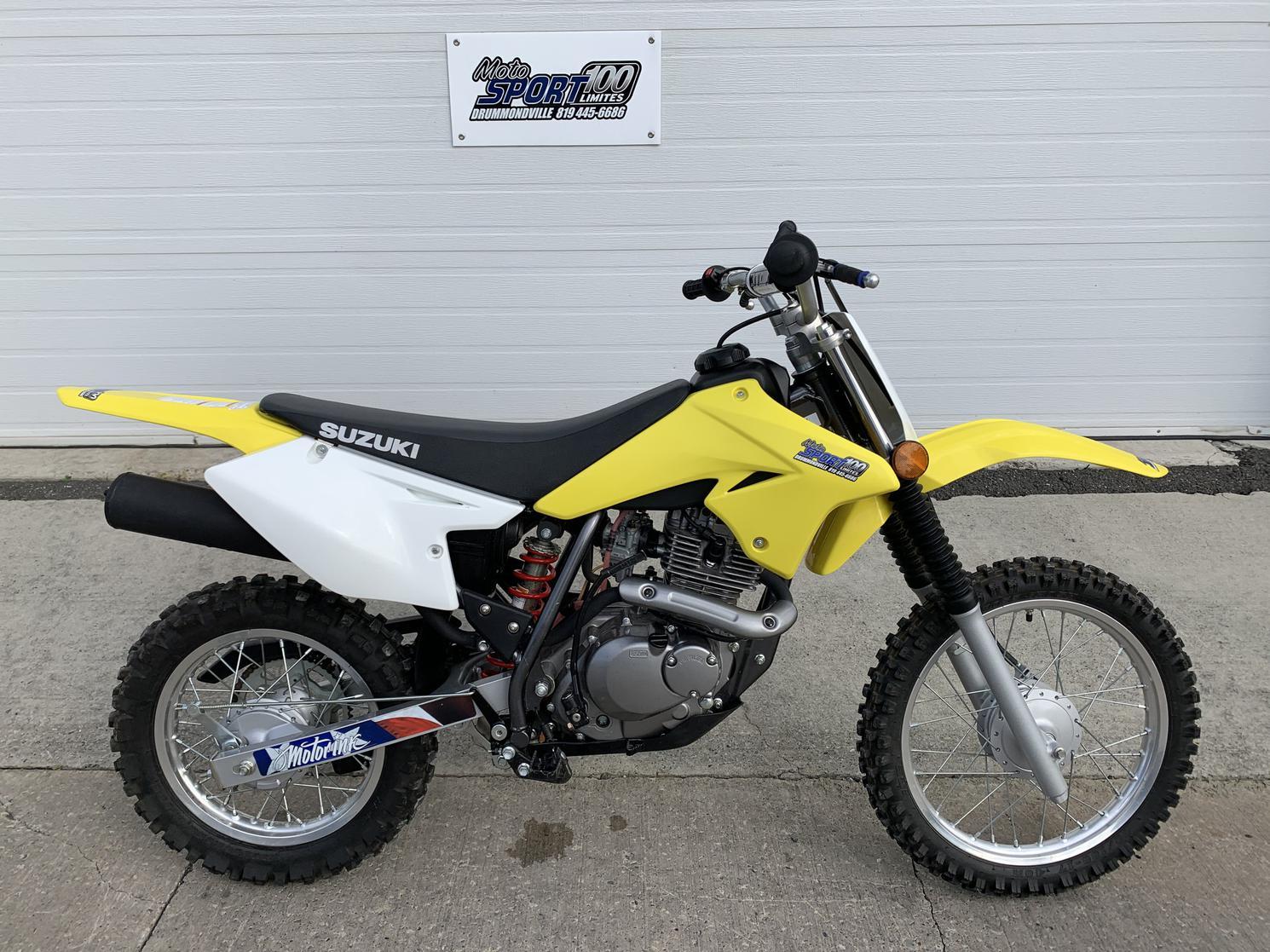 K21010-A Suzuki DRZ 125 2019