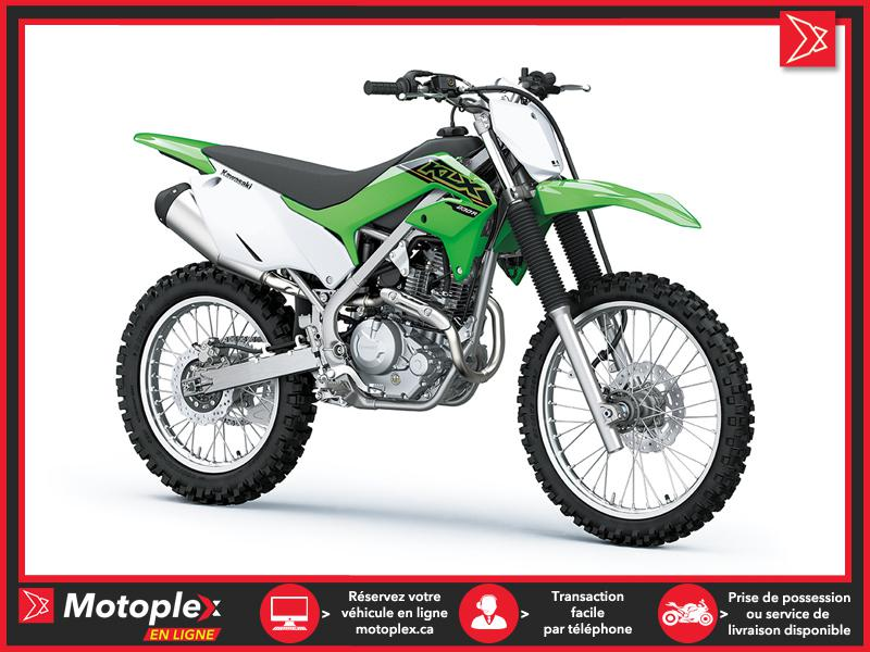 2021 Kawasaki KLX230R 2021