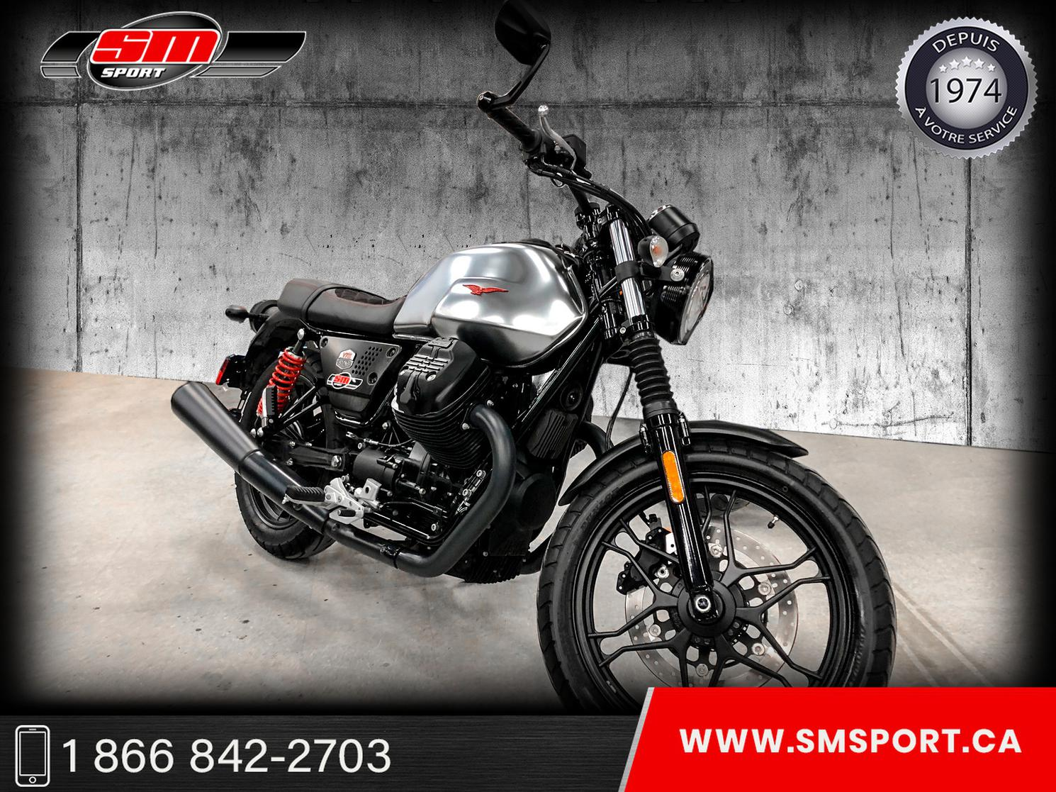 Moto Guzzi V7 III STONE DEMO - DISPONIBLE 2020