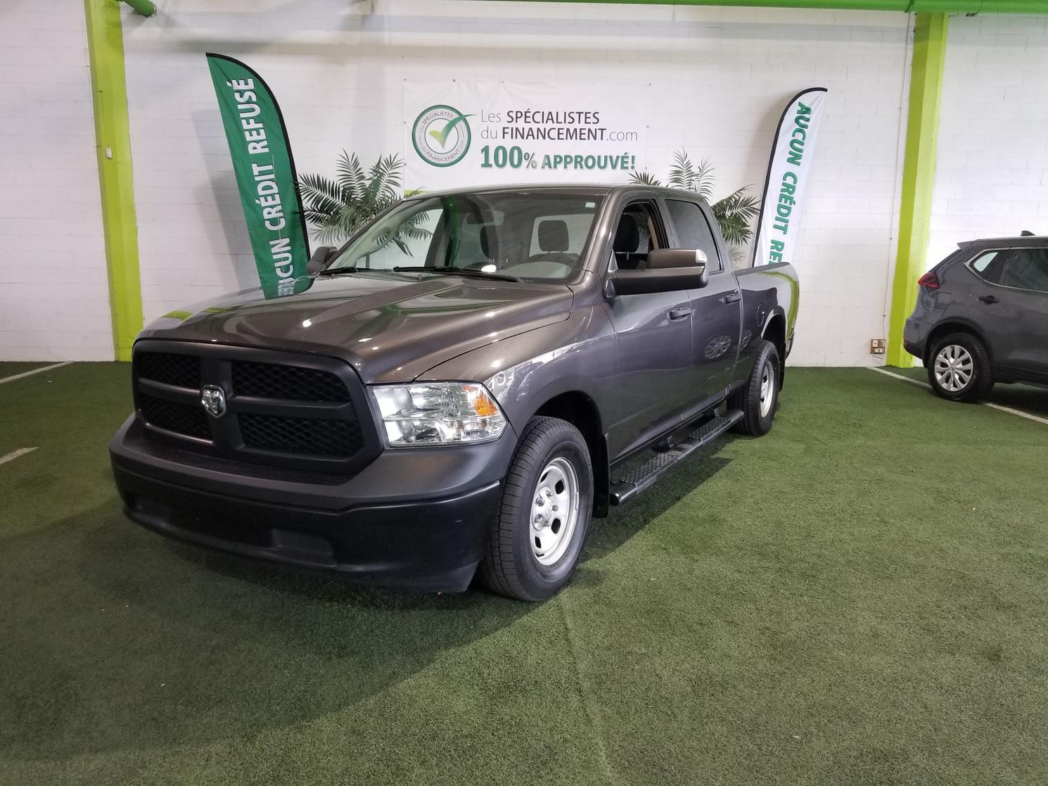 2018 Ram 1500 Ecodiesel Tradesman 4×4