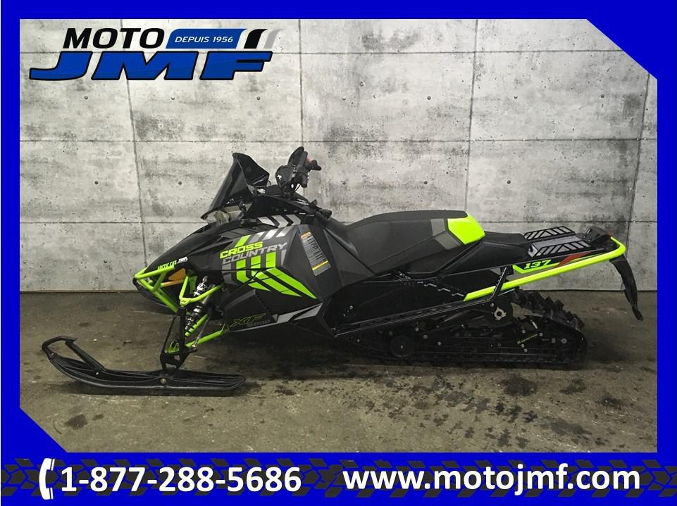 Arctic Cat XF8000 Cross Country 137 pouces 2017
