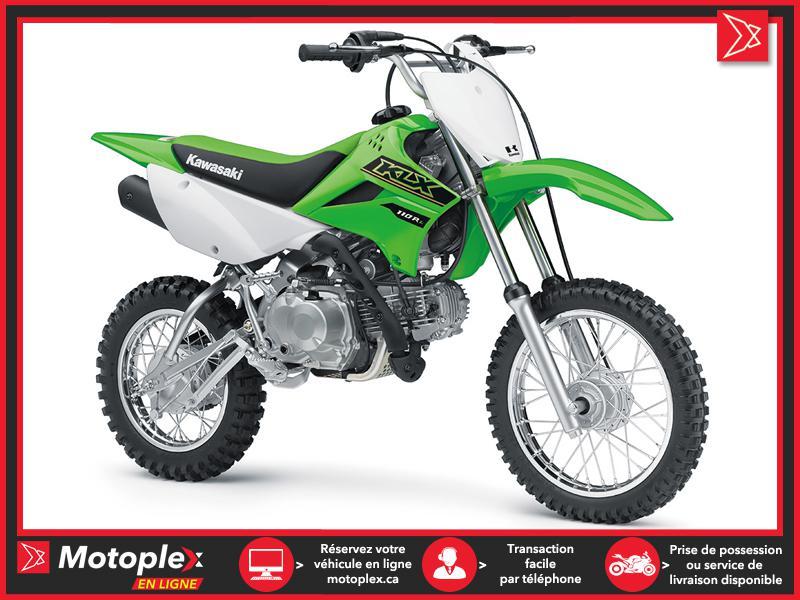 2021 Kawasaki KLX110R L 2021