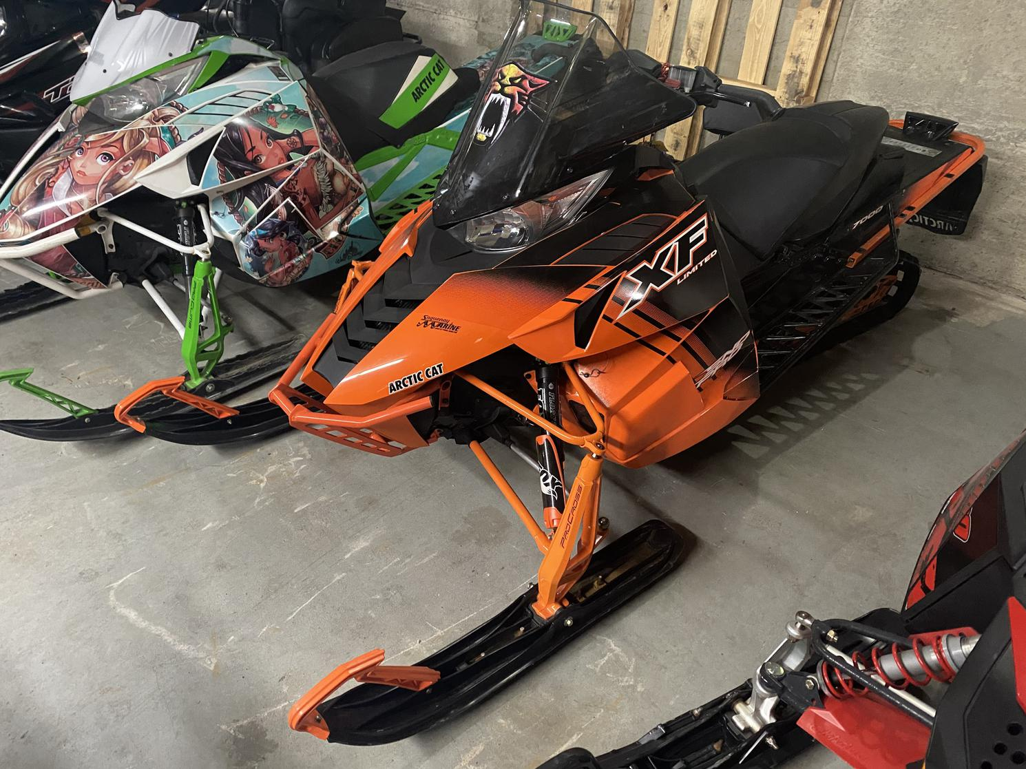 2014 Arctic Cat XF 7000 Limited