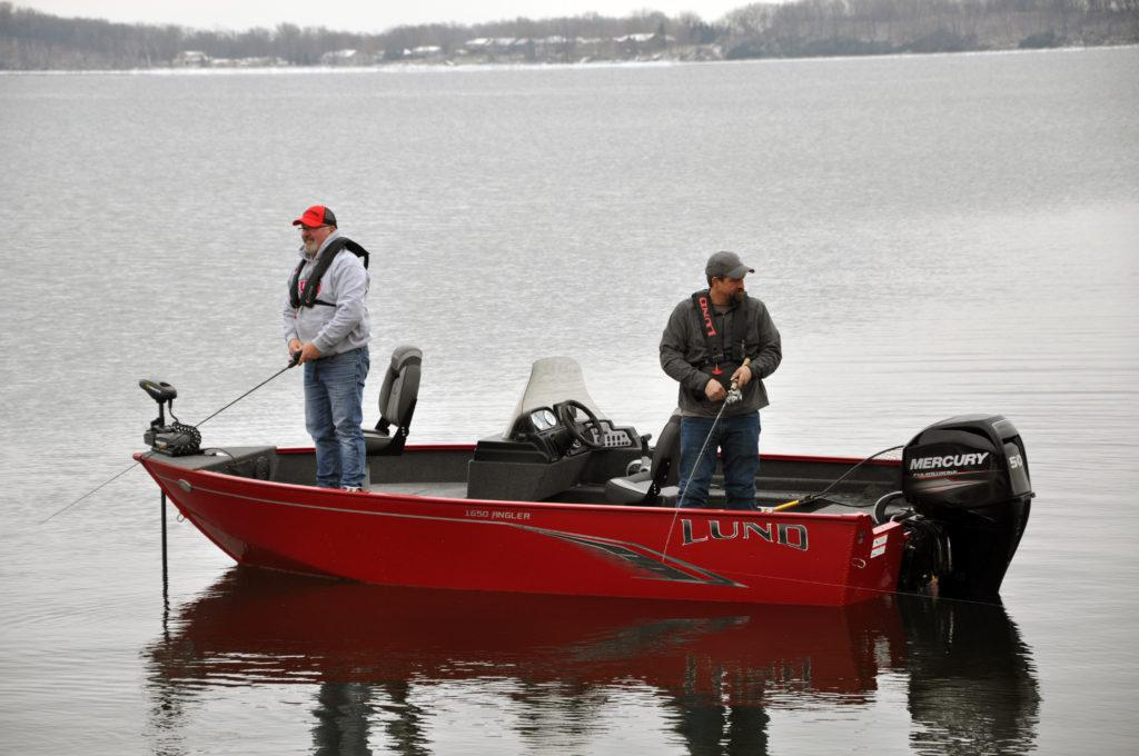 Lund Boat Co Angler SS 1650 2022