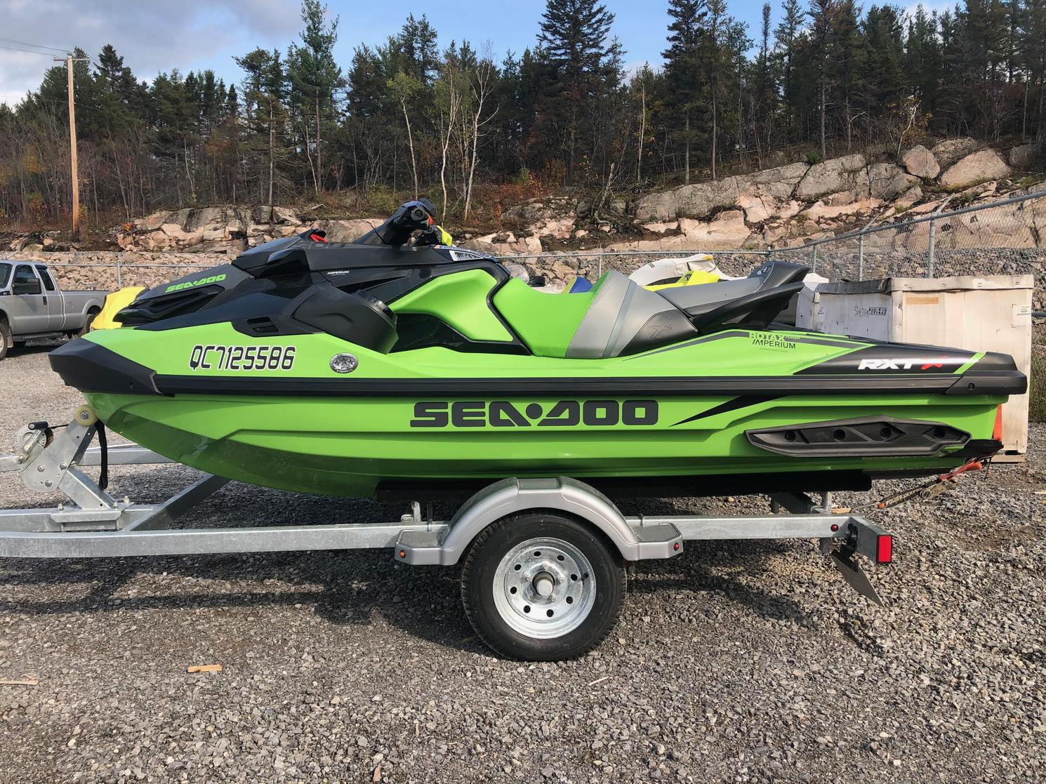 Sea-Doo/BRP RTX-X 300 2020