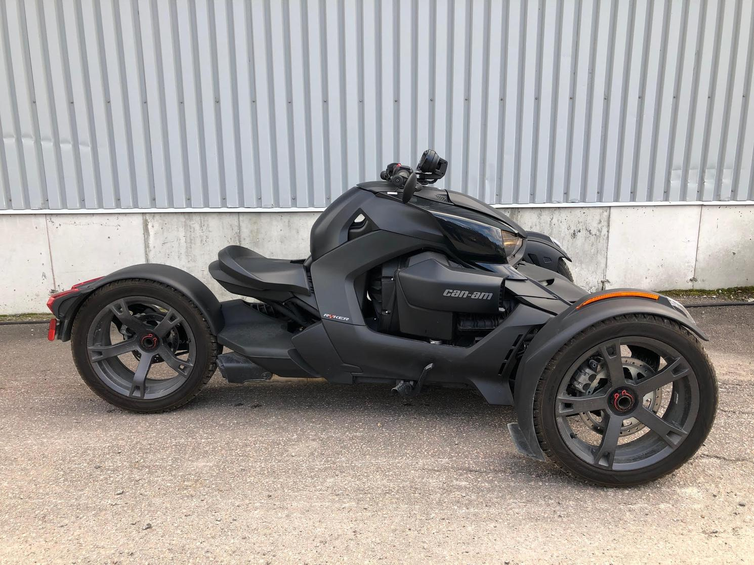 Can-Am RYKER 600 ACE 2020