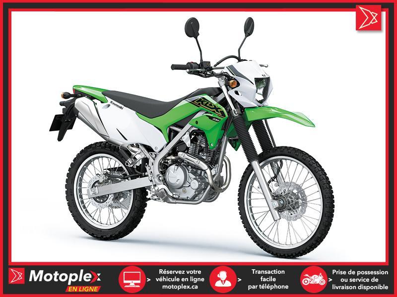 2021 Kawasaki KLX230 ABS 2021