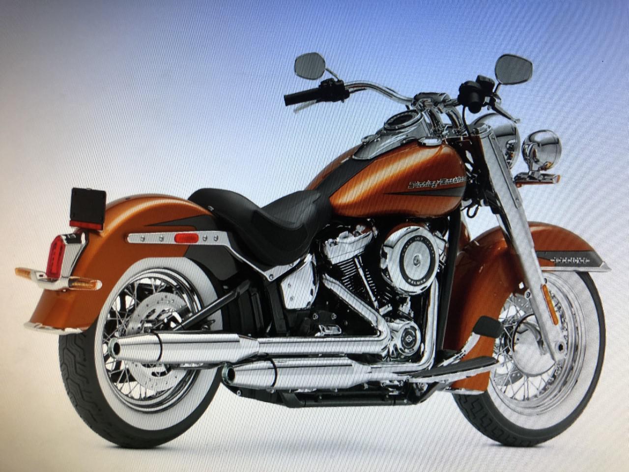 Harley-Davidson FLDE Softail Deluxe 2019