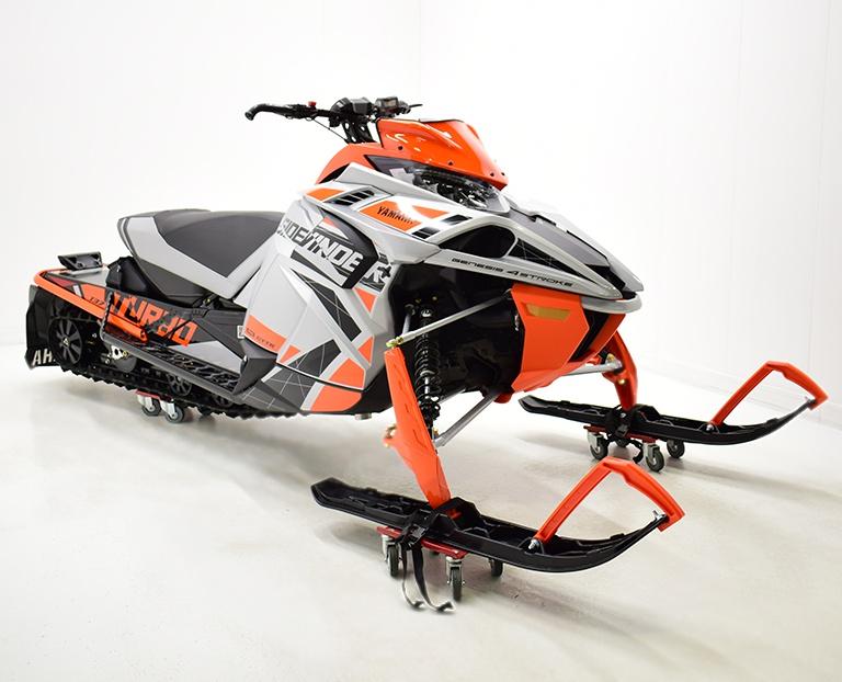 2021 Yamaha Sidewinder LT-X SE 137 X 1.25