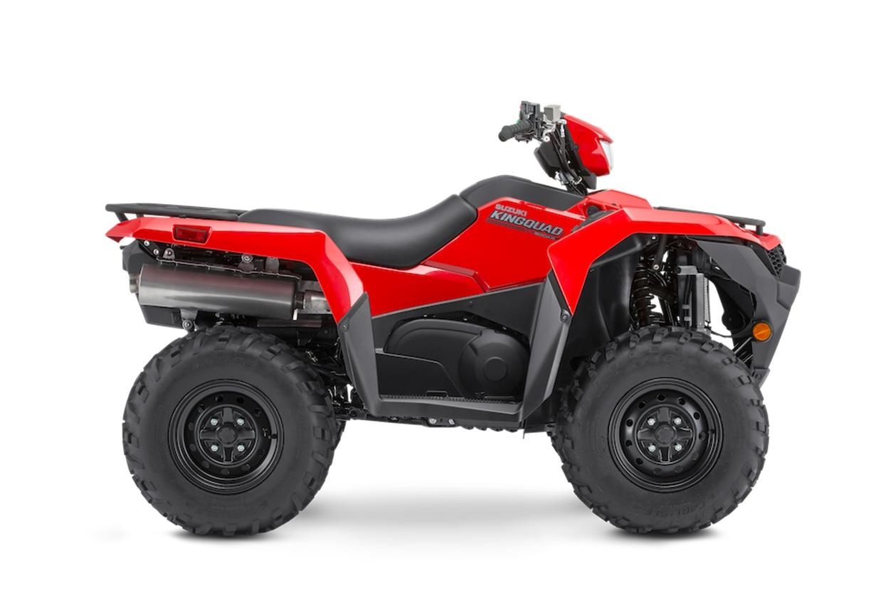 2021 Suzuki KingQuad LT-A500X Frais inclus+Taxes
