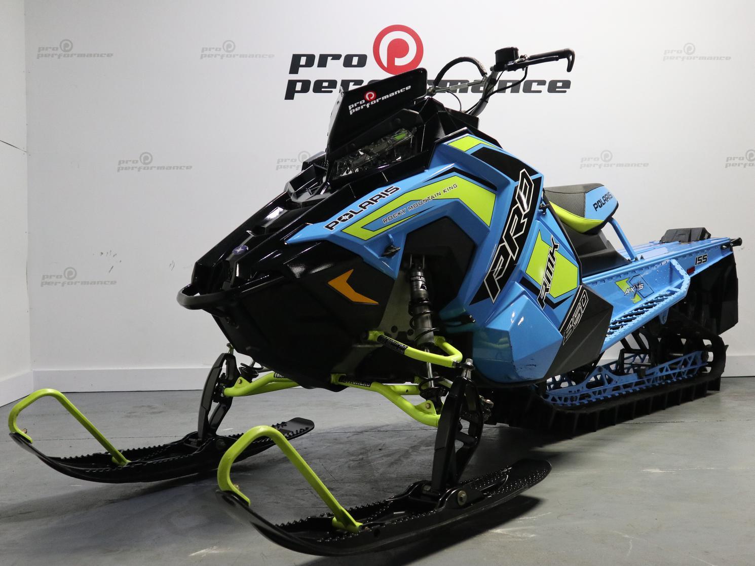 2019 Polaris 850 Pro Rmk 155 3» seulement 49$/Sem