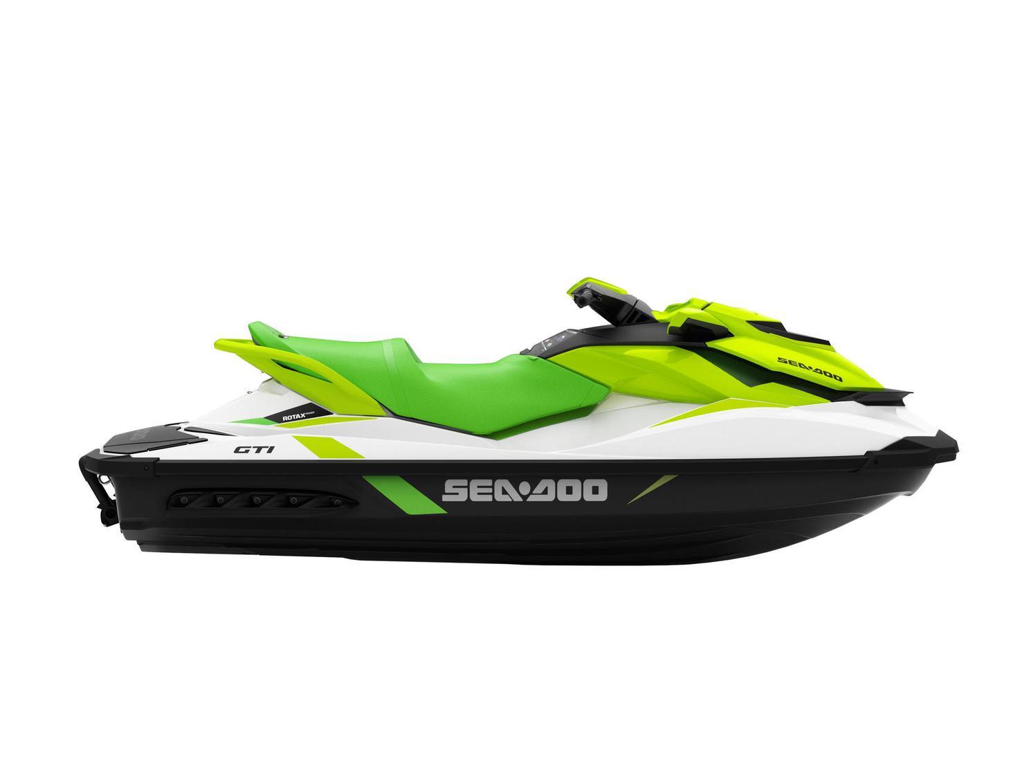 41296 Sea-Doo/BRP GTI PRO 130 IBR 2020