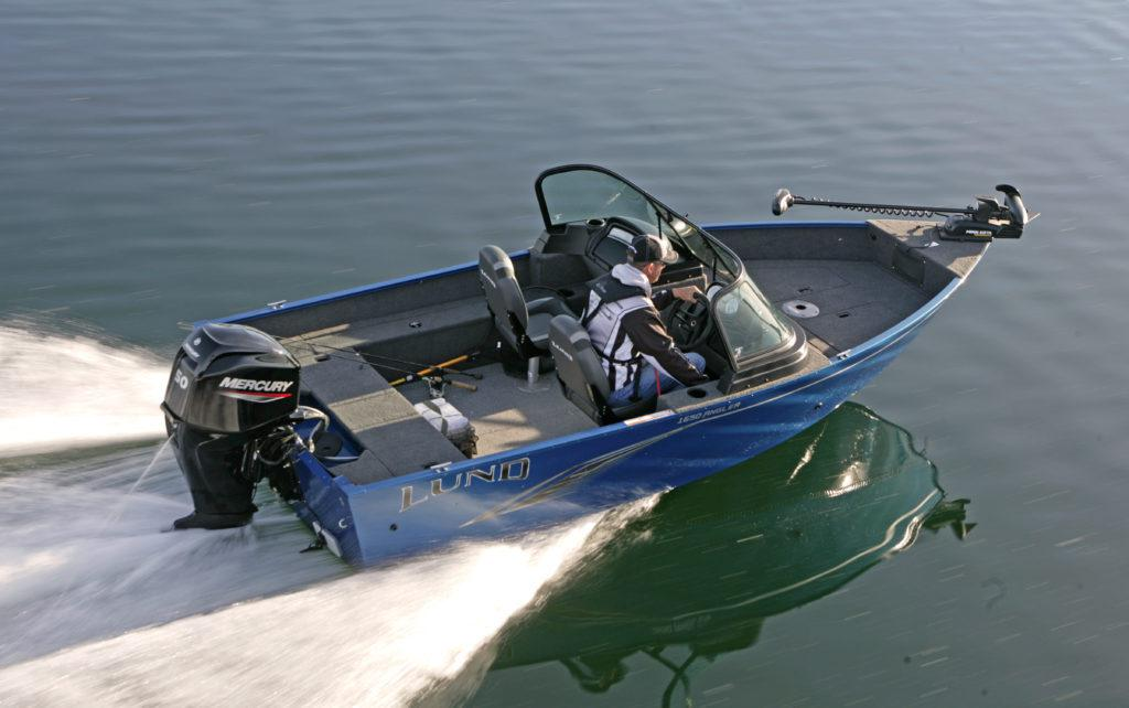 Lund Boat Co Angler Sport 1650 2021