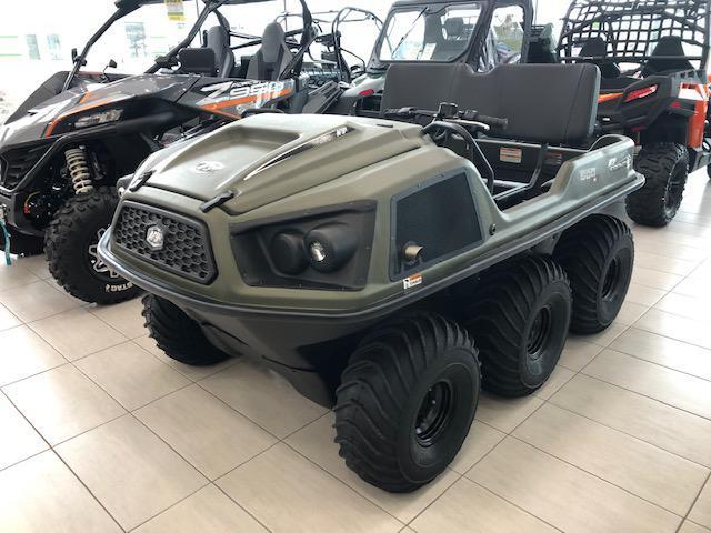 2021 Argo Frontier 6x6 2020 - Amphibie