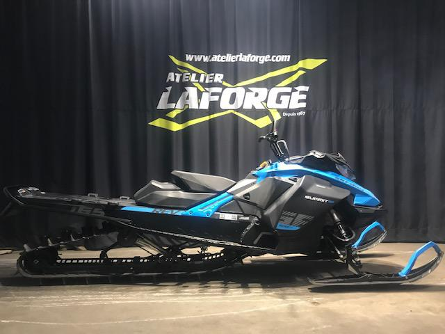 2019 Ski-doo Summit 850 sp 165, 2.5 e.s