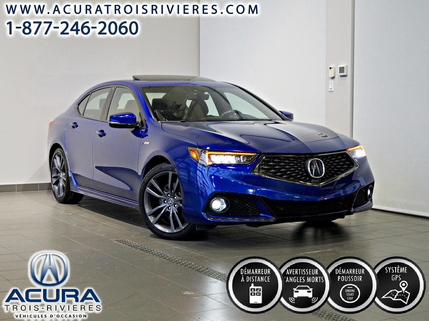 2019 Acura TLX P-AWS / A-SPEC / TECH   *** 1.99% Disponible ***