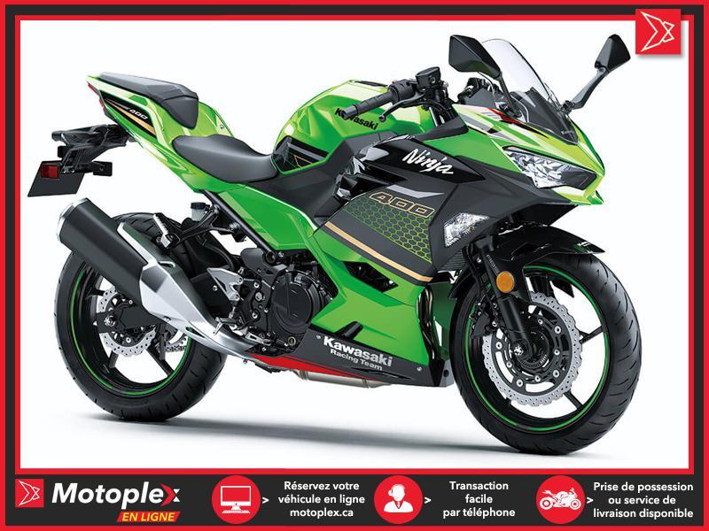 2020 Kawasaki NINJA 400 ABS (KRT)