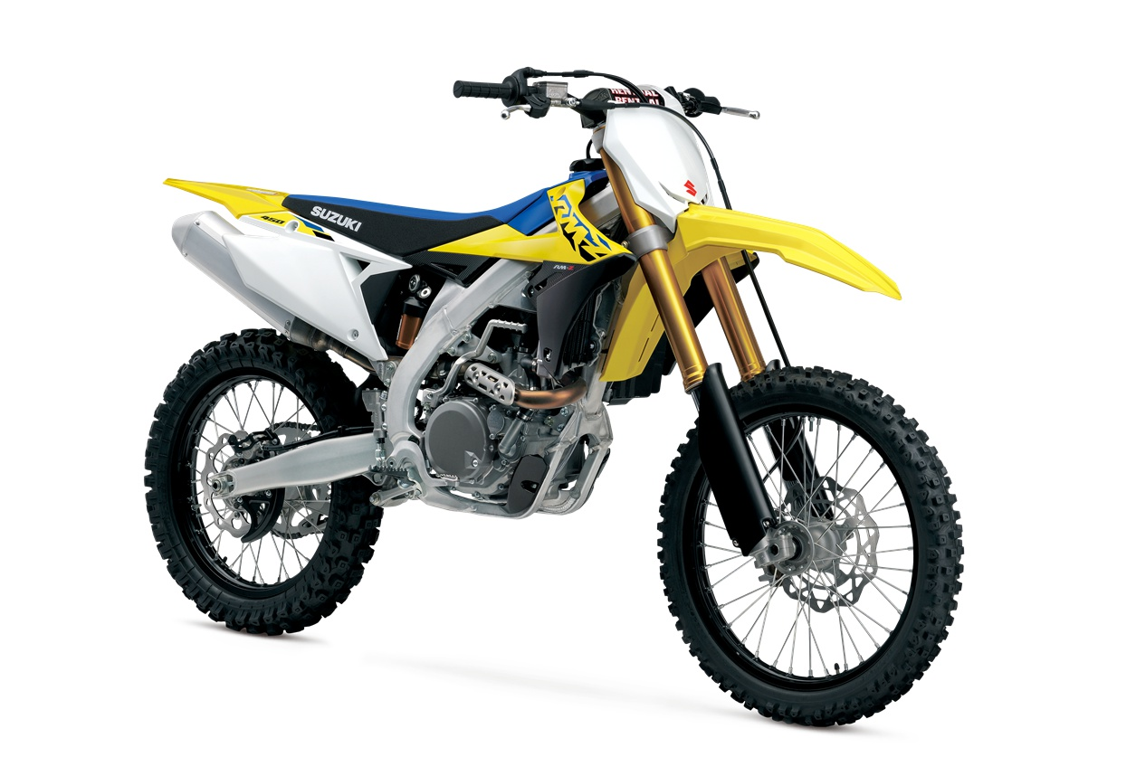 2021 Suzuki RM-Z450 Frais inclus+Taxes