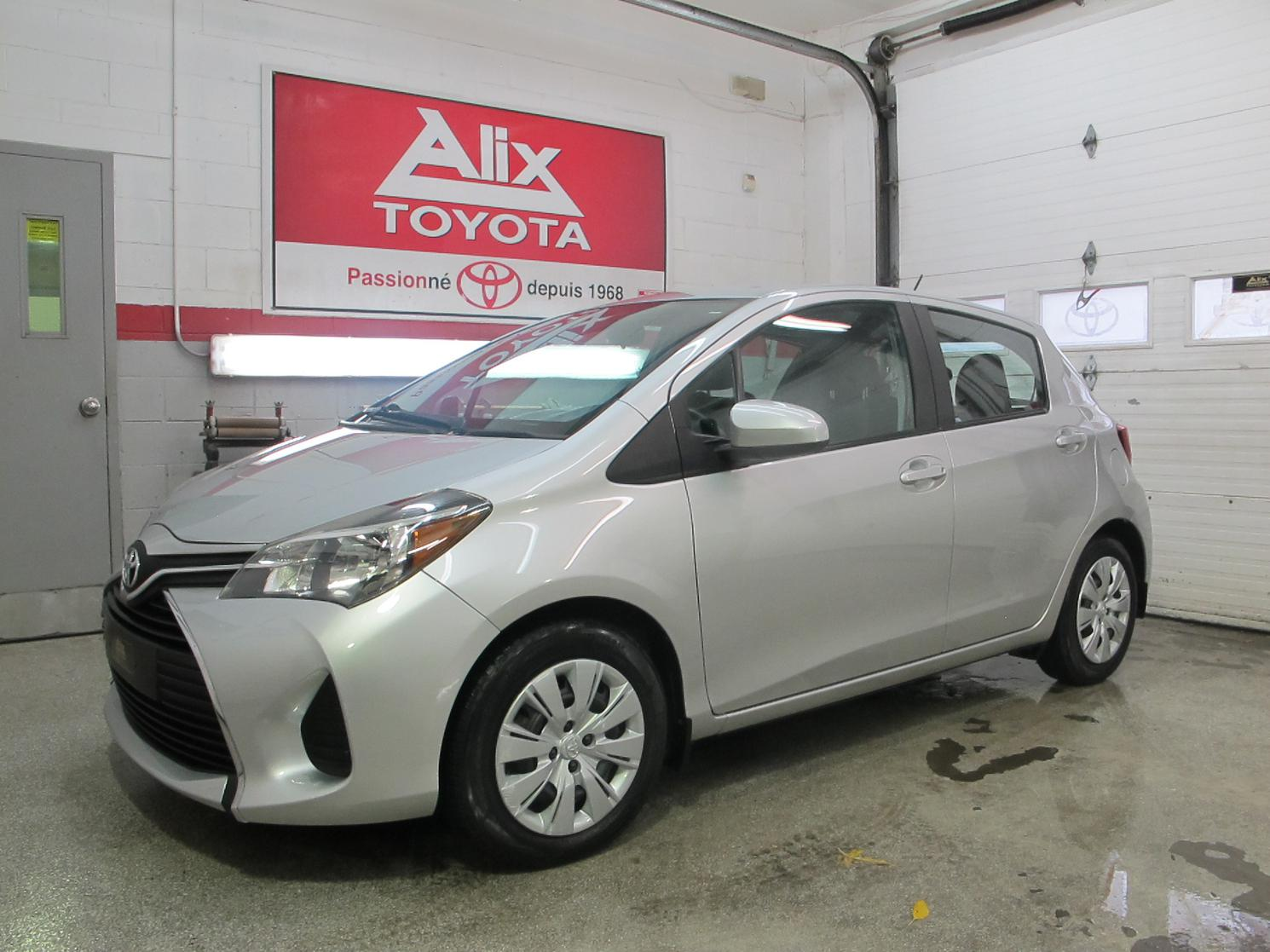Toyota Yaris LE+GROUP. ELECTR.+A/C+CRUISE 2015 Occasion