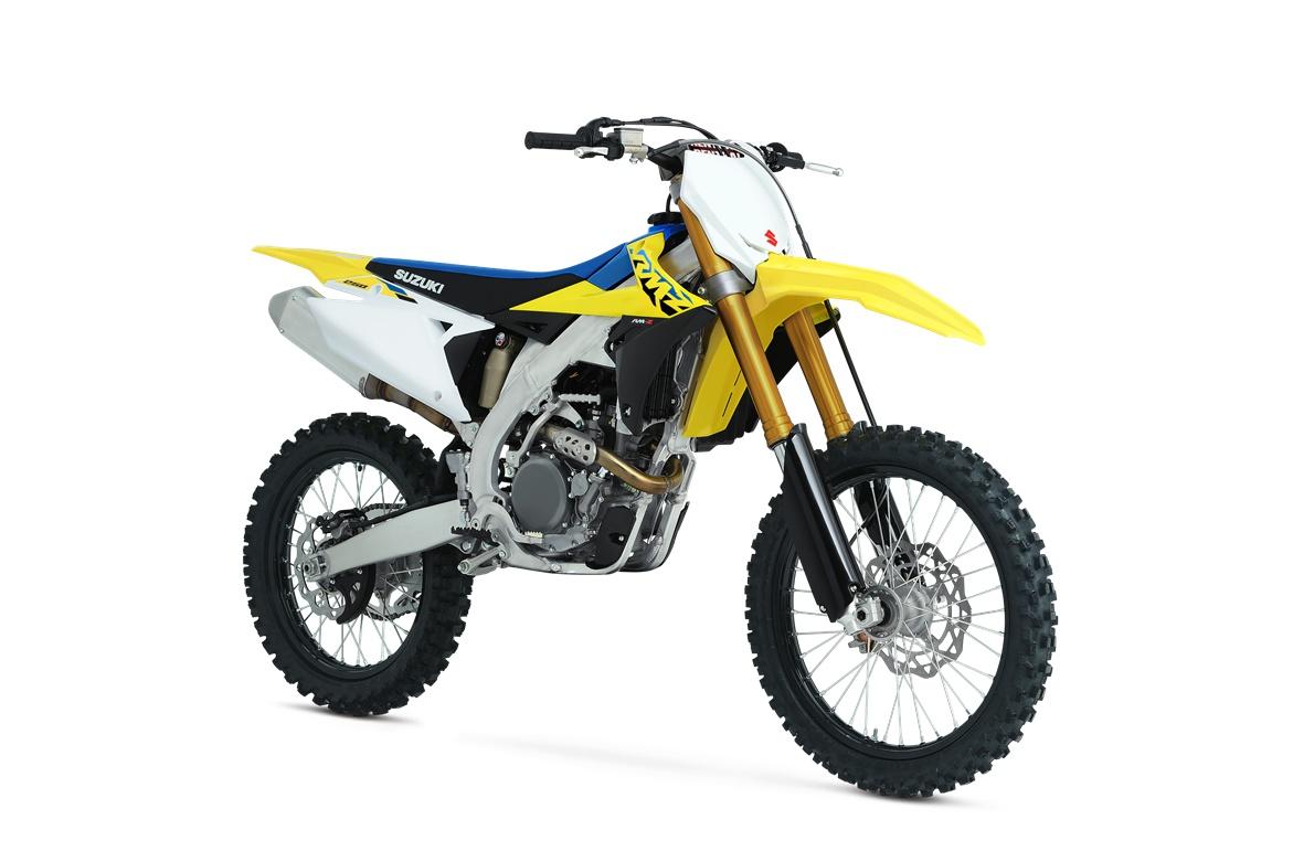 2021 Suzuki RM-Z250 Frais inclus+Taxes