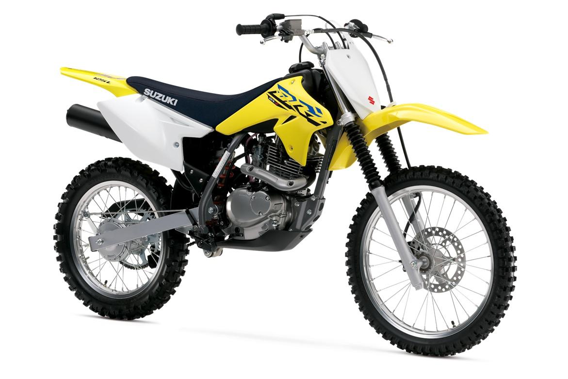 2021 Suzuki DR-Z125L Frais inclus+Taxes