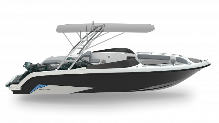 2021 SEALVER boat for sale, model of the boat is SEALVER 656 FULL WAKE & Image # 4 of 4