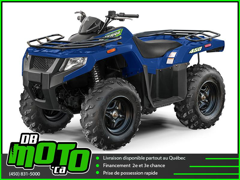 Arctic Cat ALTERRA 450 4X4 EFI 2021