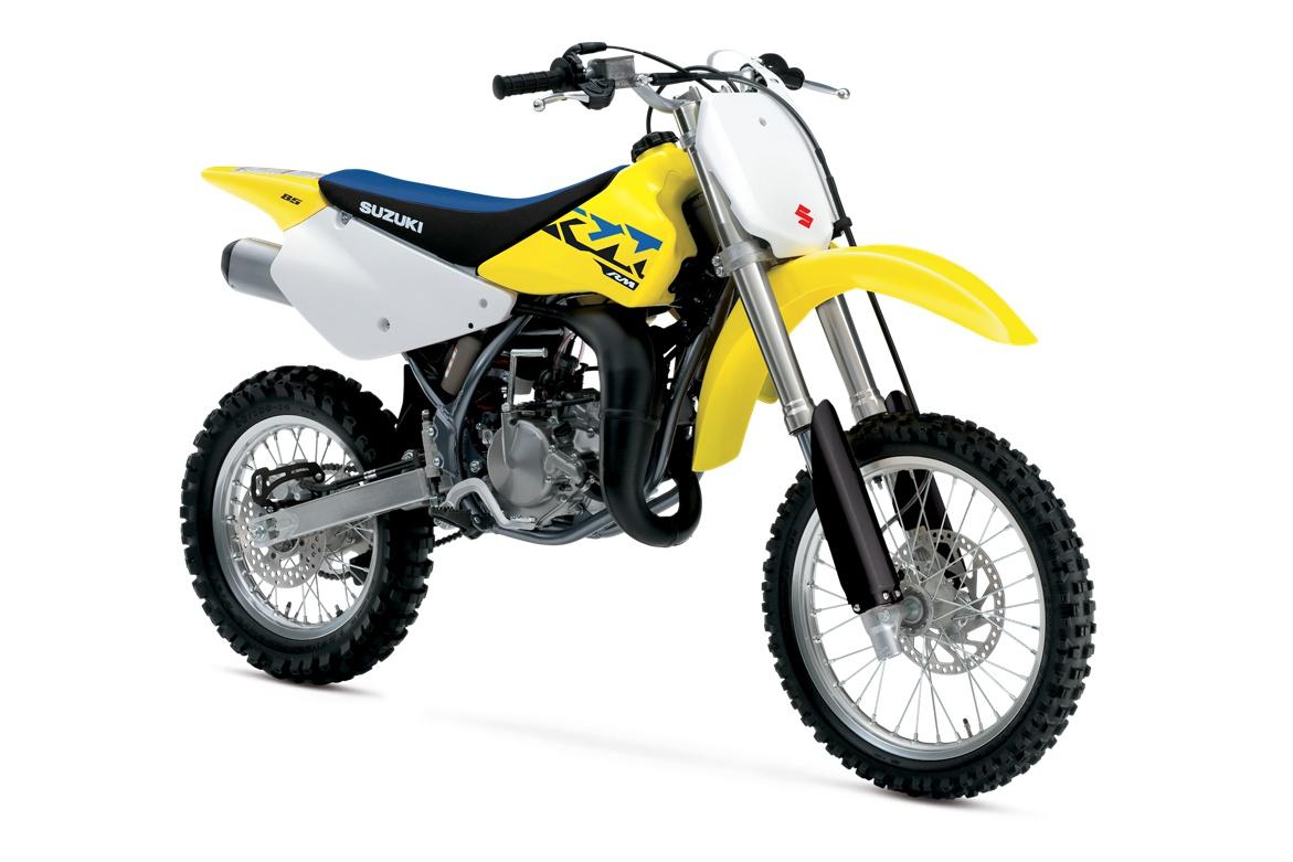 2021 Suzuki RM85 Frais inclus+Taxes