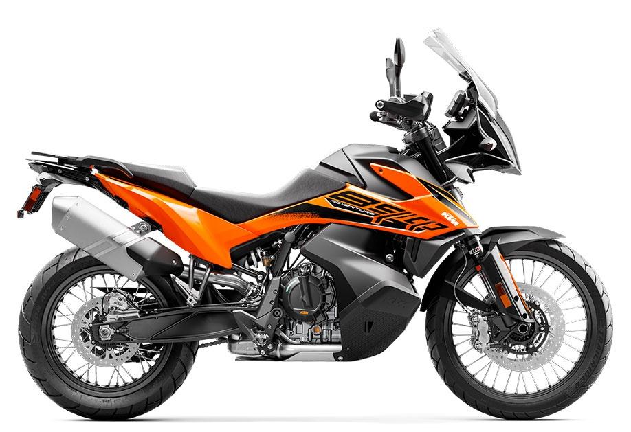 2021 KTM 890 Adventure Frais inclus+Taxes