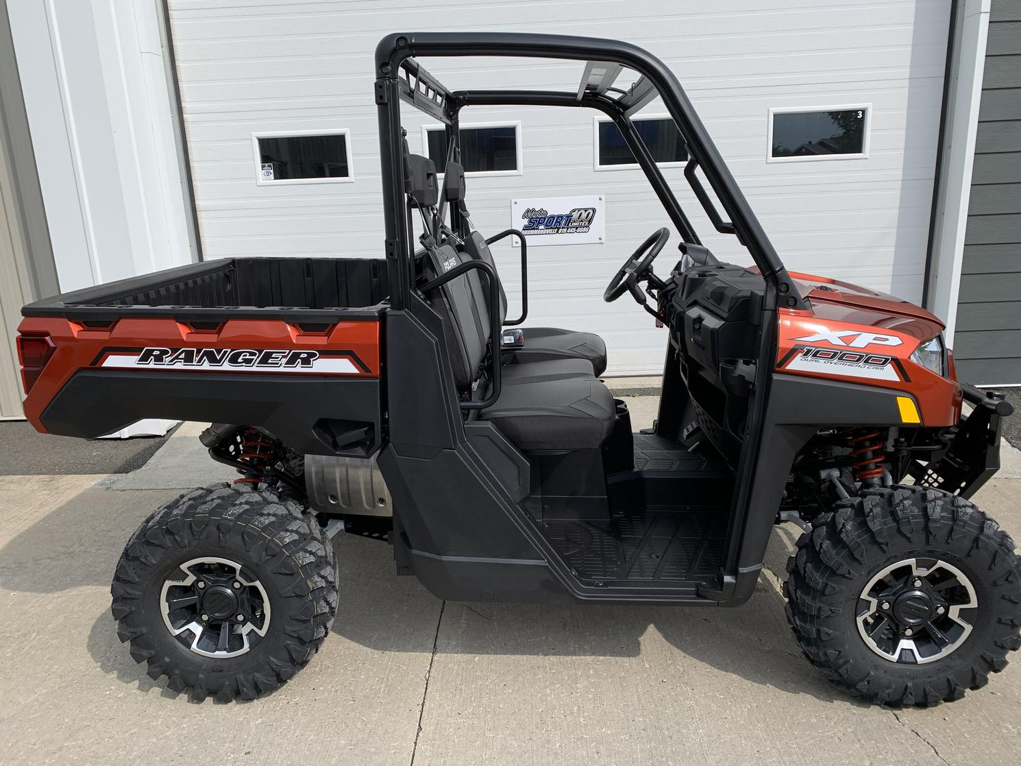 P20146 Polaris RANGER XP 1000 EPS PREMIUM 2020